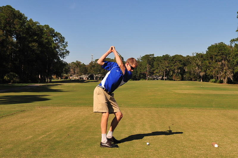 Jay's Golf Swing Sequence