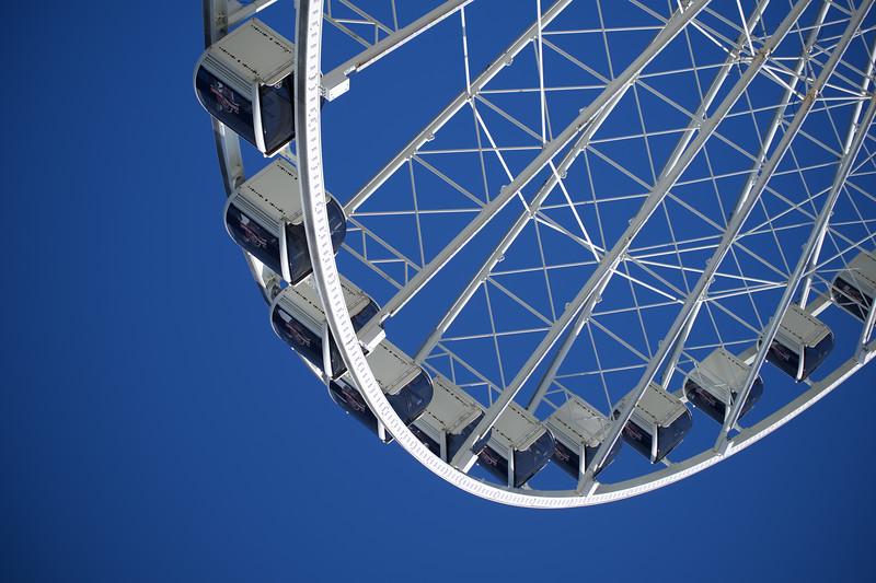 Upside Down Wheel