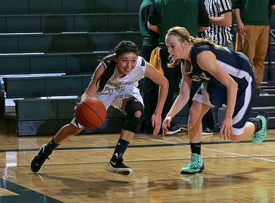 Zeeland West Girls Basketball vs Unity Christian