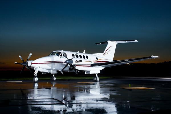 King Air 200 (High Res)