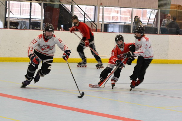 In-line hockey playoff 14U