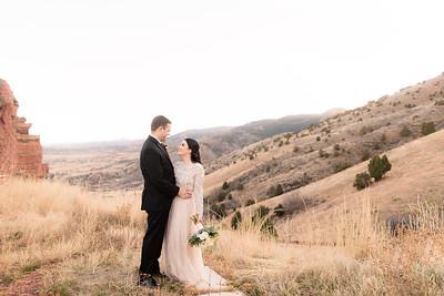 Ashley & Scott Wedding