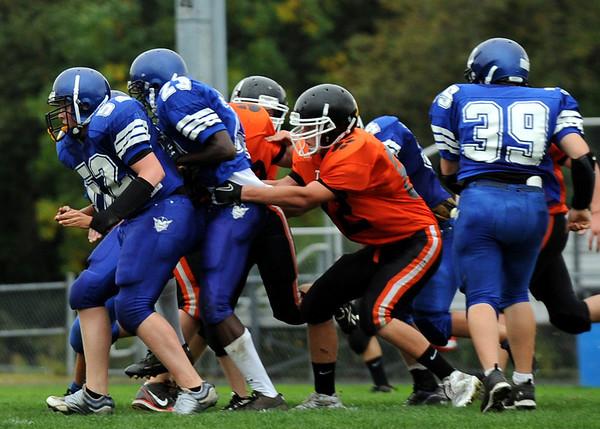 Lewiston Freshman football