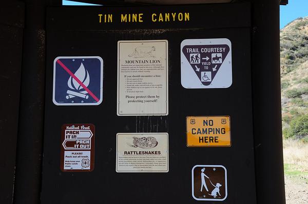 Tin Mine Canyon 2-15&21-09