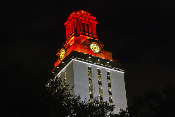 University of Texas Tower complex