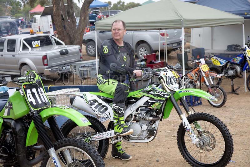Canberra Dirt Track Club Day - 22 November 2015