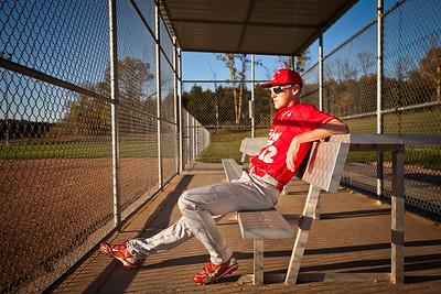 Kyle M. - Calvary Lutheran -Jefferson City, MO Senior Photographer