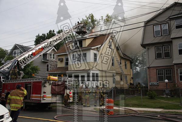 Hartford, Ct 2nd alarm