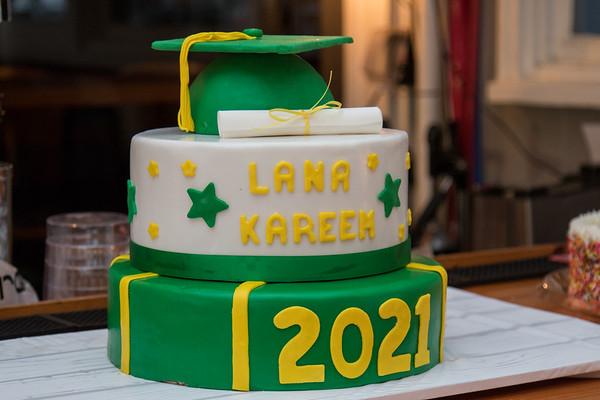 Lana and Kareem's Graduation Party