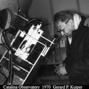 Catalina Observatory, Tuscon, & Kilauea 1970