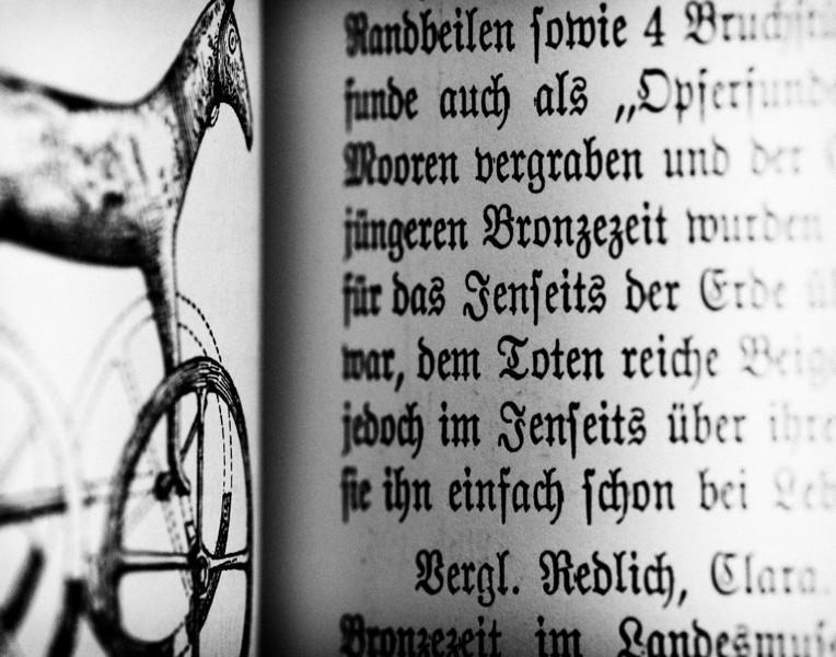 Hermann Hofmeister, Germanenkunde, Moritz Diesterweg, Frankfurt am Main, 1936. Formerly in the Bücherei des National-Sozialistischen Lehrerbundes, Altona. Ex Libris Michael Shanks.