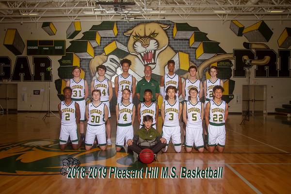 2018-2019 Boys Basketball