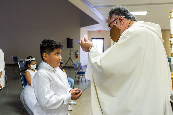 2021 Guadalupe Mission First Communion
