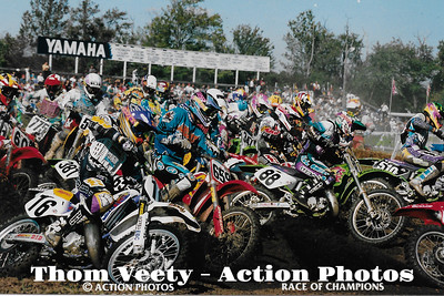 Thom Veety Action Photos Archives - 1994 and 1995