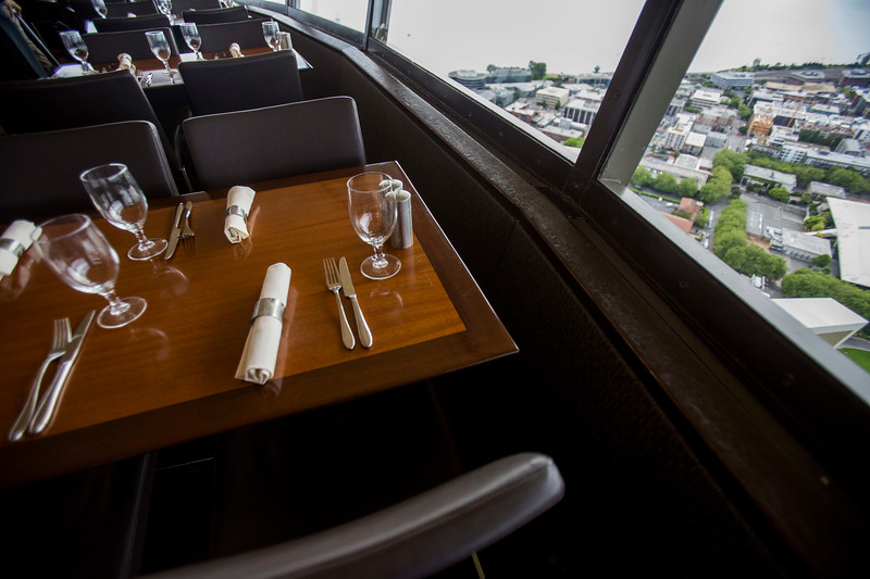 Sky City Restaurant in the Space Needle