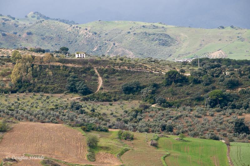 Mon 3/14 in Ronda: Quiet neighborhood