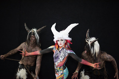 World Bodypainting Festival 2017
