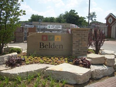 Belden Brick Outdoor Living Showroom