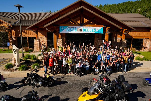 2020 Biker Belles Group Photo