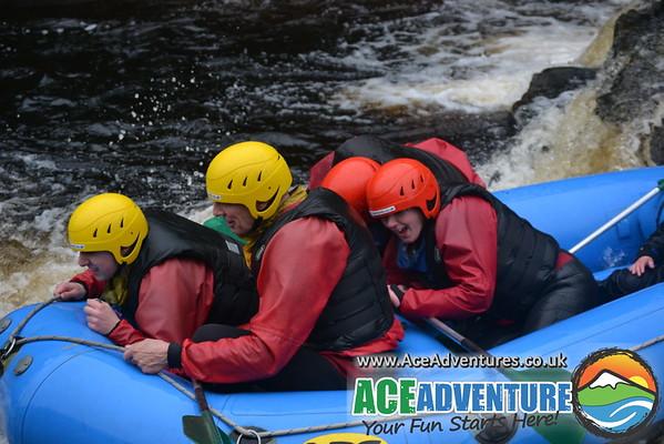 18th of May 2013 Family Rafting