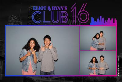 Eliot & Ryan's Club 16 - Prints