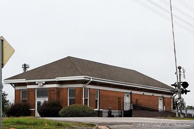 East Texas Depots 10-04-09