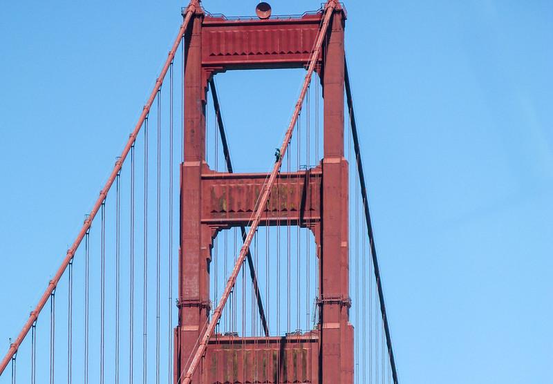 Golden Gate Bridge, San Franciso, USA