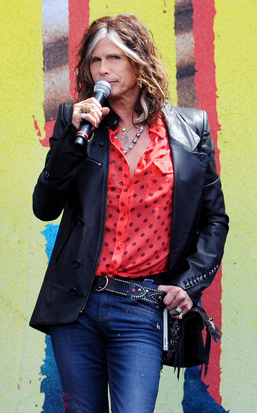 Aerosmith Press Release 4-2012