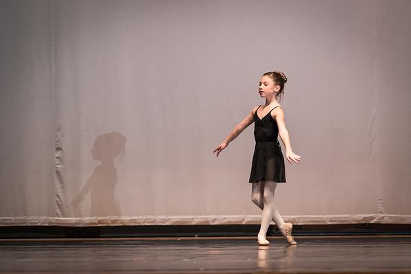 Lynch Ballet - Showcase 10/10/2015