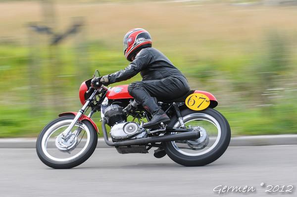 Classic Motorrace Harlingen 2012