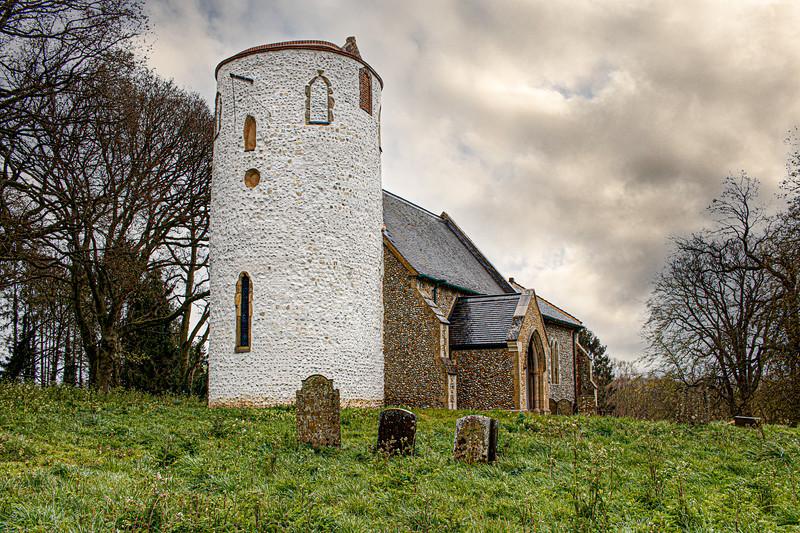 West Lexham, St.Nicholas