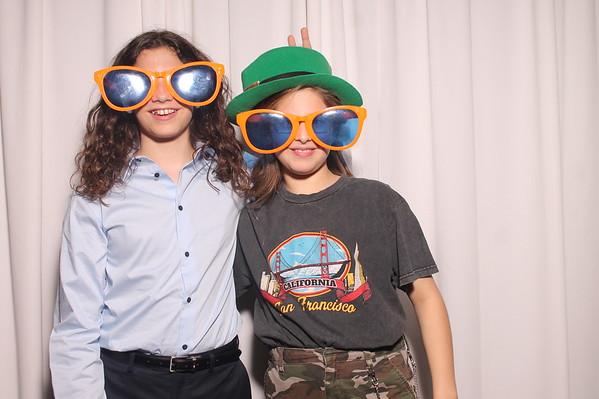 November 9, 2019 | Jesse & Alexis B'nai Mitzvah