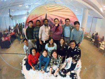 IBM Toronto Snow Globe