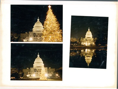12-20-1988 Capitol Christmas Tree