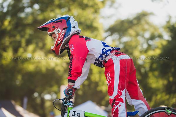 Oak Creek BMX Practice 6-21-2018