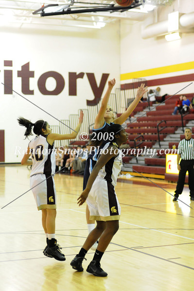 Battle of the Burn: Game 3 - Stone Bridge @ Broad Run -12/28/2011 (Girls)