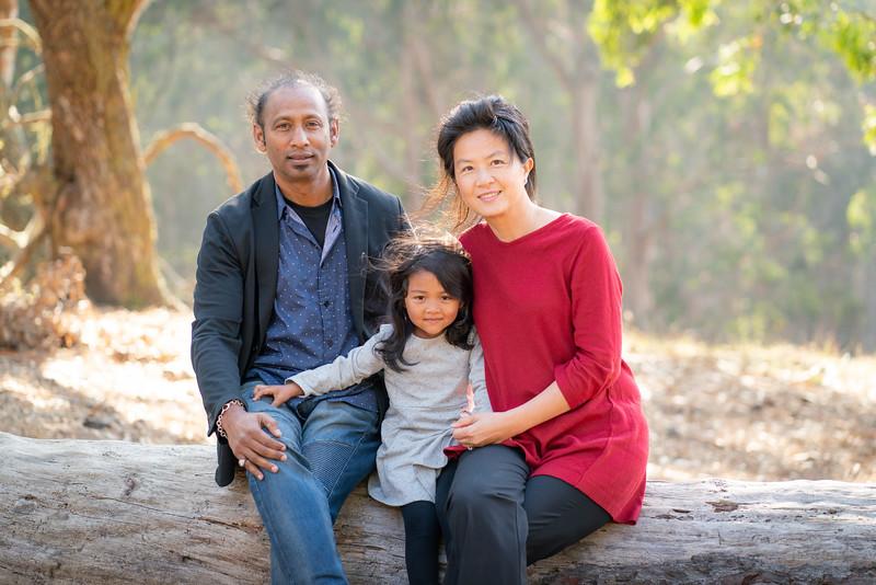 Hana & Family