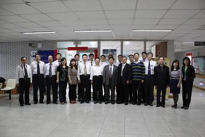 20121123 甘肅省測繪參訪團參訪