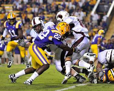 LSU vs ULM