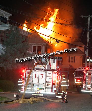 Providence- 2nd Alarm, Langdon Street- 07/04/2020