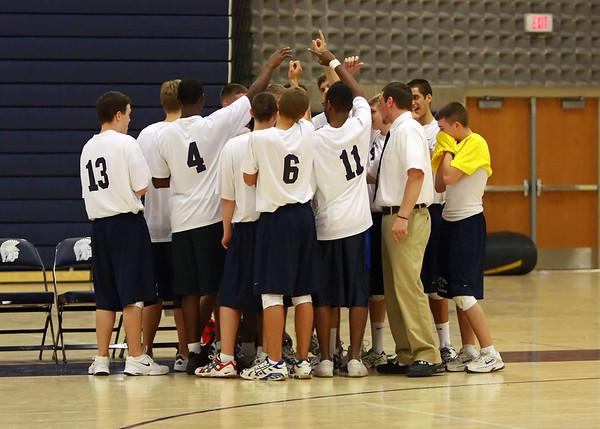 Gates Chili Spartans v. Hilton Cadets (B) (Sect) 10-27-08