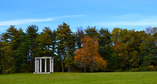 Autumn in Princeton