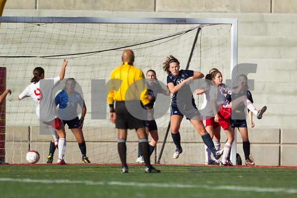 JD vs Judge Girls JV Soccer