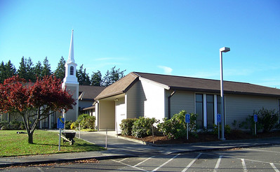 The Church of Jesus Christ of Latter-Day Saints Church, Camano Island