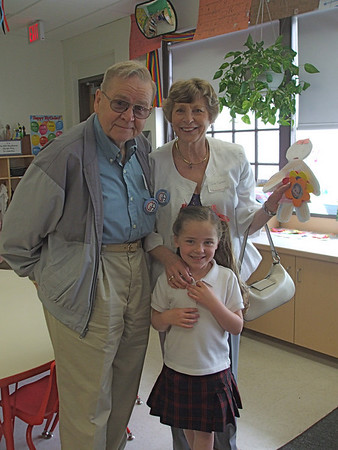 Grandparents Day - Duryea 2009