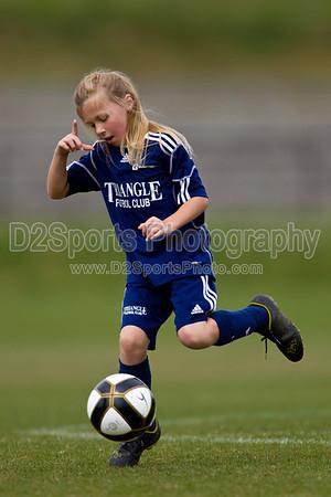CVYSA BLUE vs TFC GERMANY - BOYS 6V6 5/13/2012