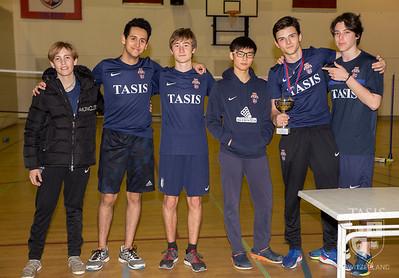 TASIS Hosts NISSA Singles Badminton Tournament