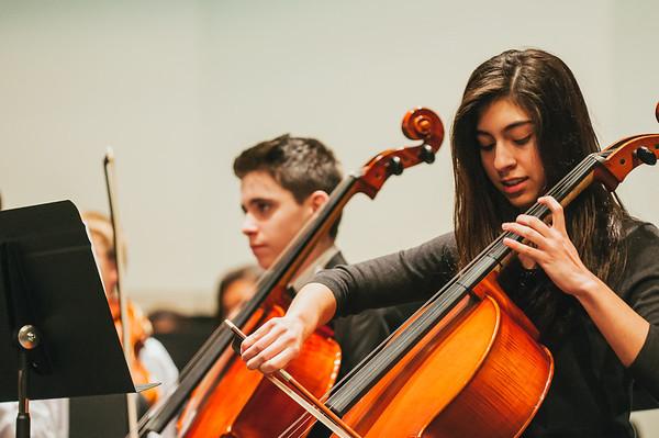2013 Region 28 Orchestra Concert