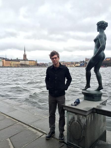 Tyler in stockholm