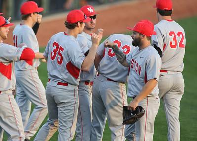 UH Baseball vs RICE 2014